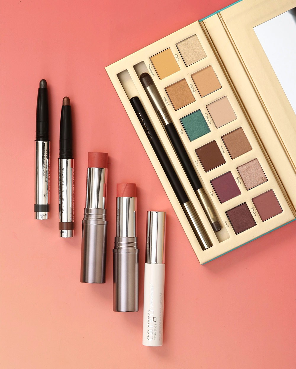 You Had Me at Aloha, Cargo! The Cargo Limited Edition Summer Eyeshadow Palette