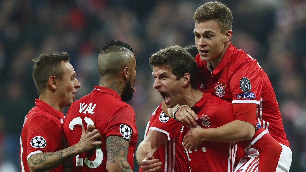 Follow Bayern Munich v Liverpool live from the Allianz Arena – Football365