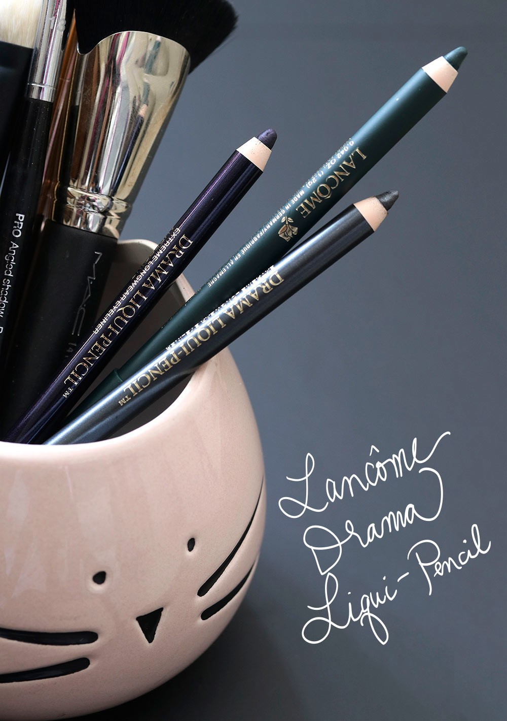 These Lancôme Drama Liqui-Pencils Are Flat-Out Amazing