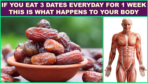 """Watch """"If You Eat 3 Dates Everyday For 1 Week This Is What Happens To Your Body"""""""