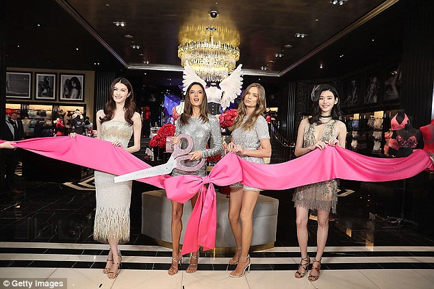 Victoria's Secret Fashion Show Is Heading to Shanghai: Which Models Made the Cut?