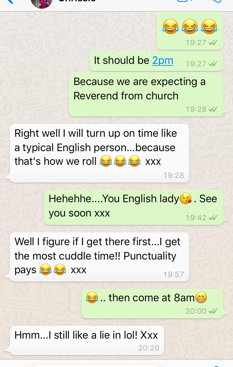 LIB Reader shares hilarious conversation she had with a British friend about 'African Time'