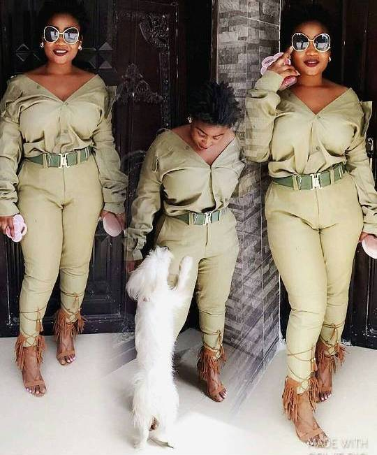 They are getting more creative with the NYSC uniform (photos)
