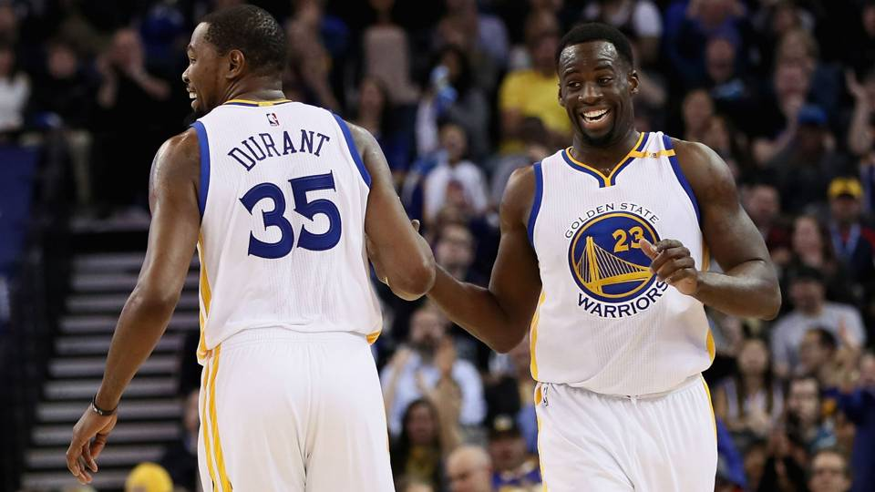 Draymond Green had no sympathy for Kevin Durant over Twitter shenanigans