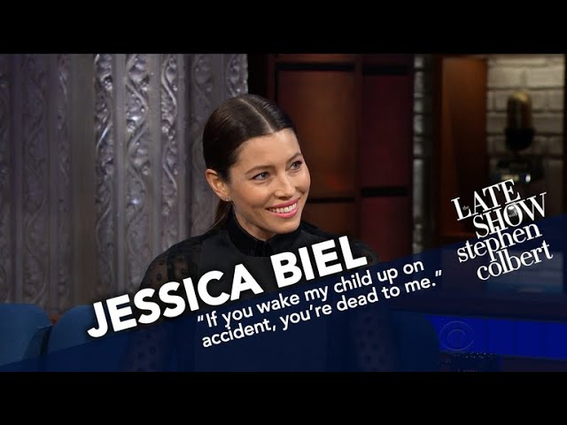 Jessica Biel Vents About Her Son Silas' Terrible Twos but Admits