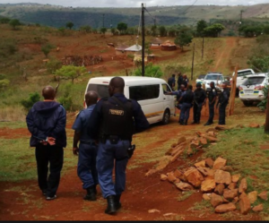 Three suspected men of cannibalism in South Africa regain freedom