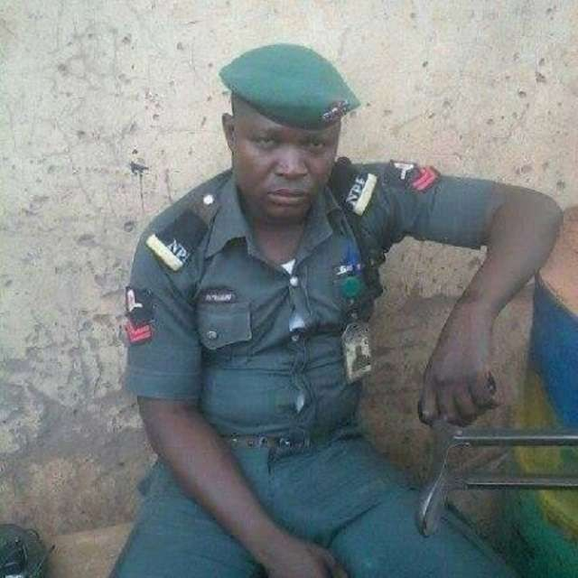 Face Of Evil How policeman abducted 14-yr-old girl, raped her for days... Ruptured private parts A police officer attached to the Anambra Police Command has been accused of abducting and raping a 14-year-old girl, rupturing her vagina in the process.