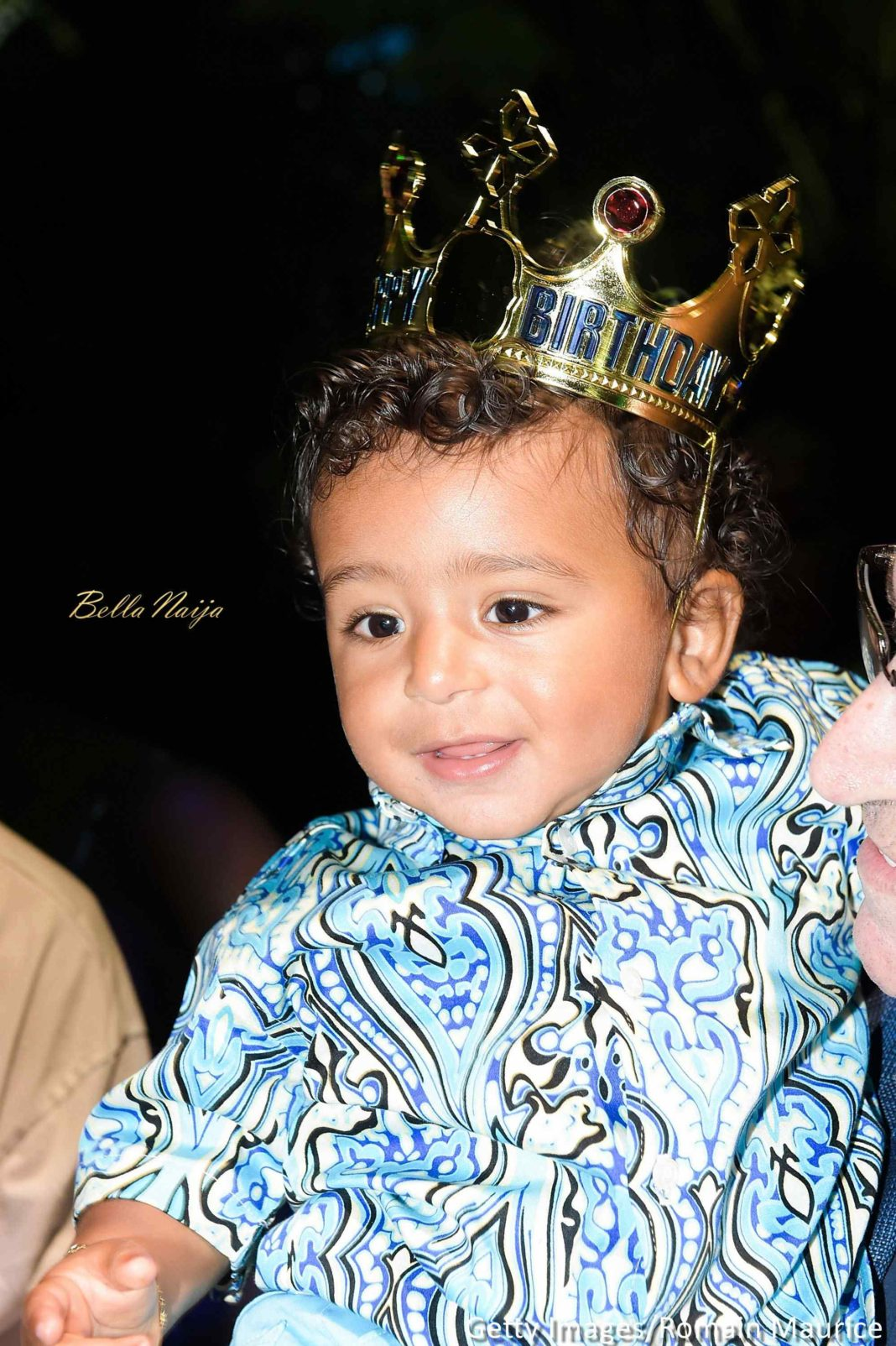 """A Lion and his Cub ?! DJ Khaled throws lavish """"Lion King"""" themed Dance Party for Baby Asahd's 1year Birthday"""