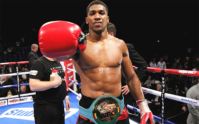 Amosun, Dalung, Mohammed to cheer Joshua fight