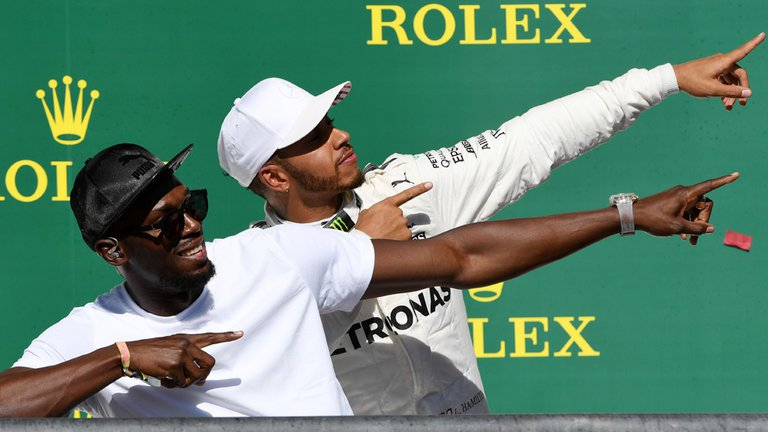Hamilton wins U.S. GP but made to wait for title