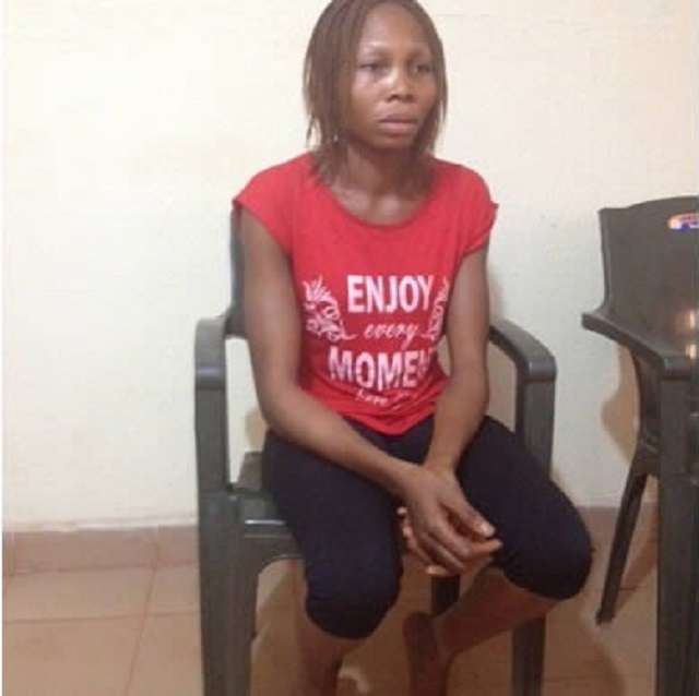 Self Defence 'I killed my uncle when he tried to rape me' - Murder suspect The police in Enugu State have arrested a young girl who killed her uncle when he attempted to rape her in his house.