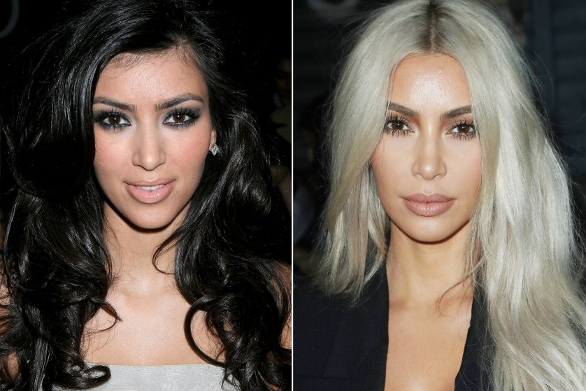 See the Kardashians Then and Now