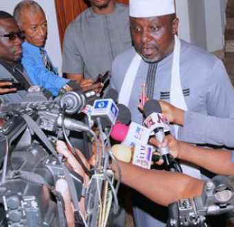 'No automatic ticket for President Buhari in 2019' Governor Rochas Okorocha says