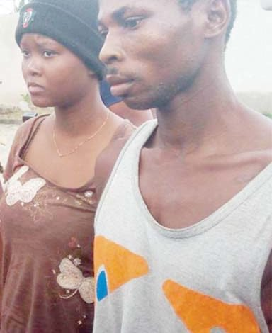 18-year-old pregnant mother-of-one and her husband reveal why they went into robbery