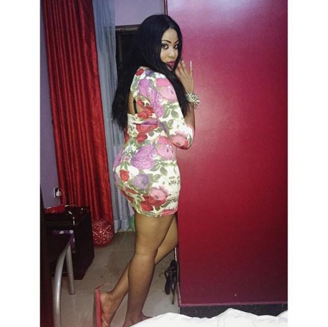I'm single and flirting, I masturbate or walk up to any guy for sex  – Nollywood actress Omalicha Elom
