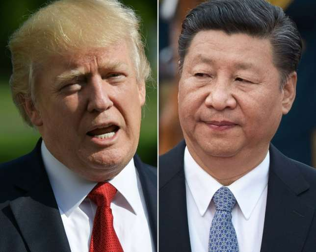 US President stepped up praise for Xi ahead of China visit
