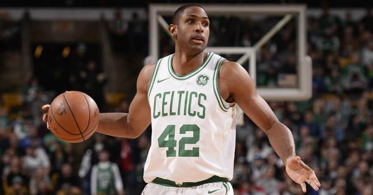 Aggressive Horford turning back the clock