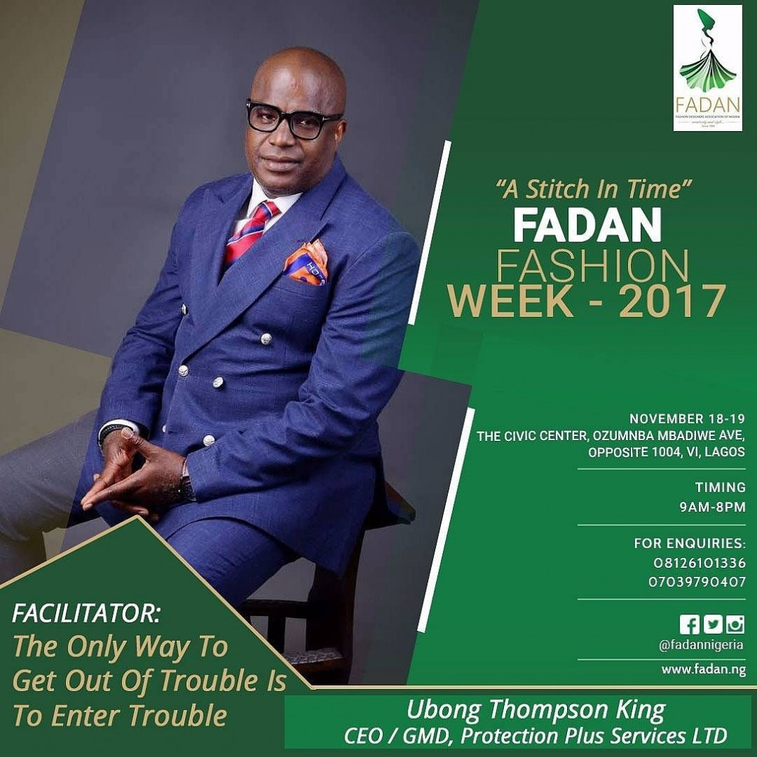 Fadan Fashion week 2017