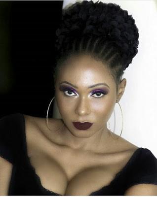 Nigerian transgender, Miss Sahhara says she is happily