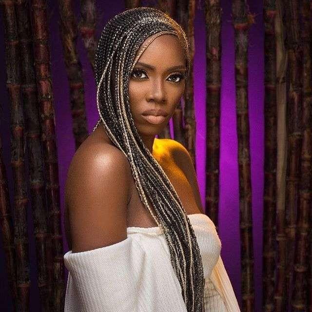 Tiwa Savage Singer says God saw her through the trying times of her marriageTiwa Savage Singer says God saw her through the trying times of her marriage
