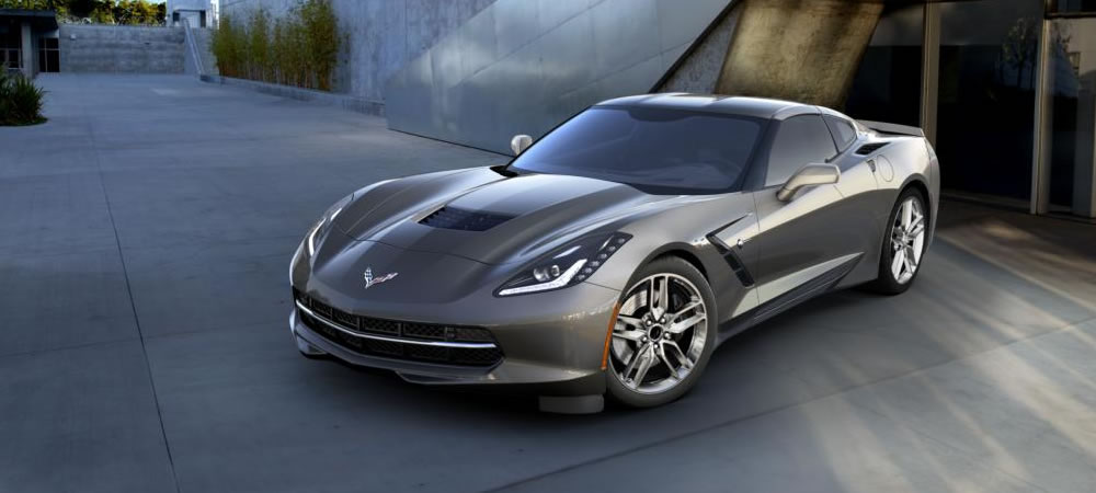 Five of the best American cars
