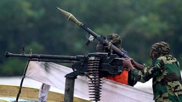 In Bayelsa Police draft 16 gunboats, 6, 000 policemen to creeks