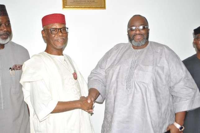 Odigie-Oyegun APC chairman formally welcomes Ojukwu's son to party