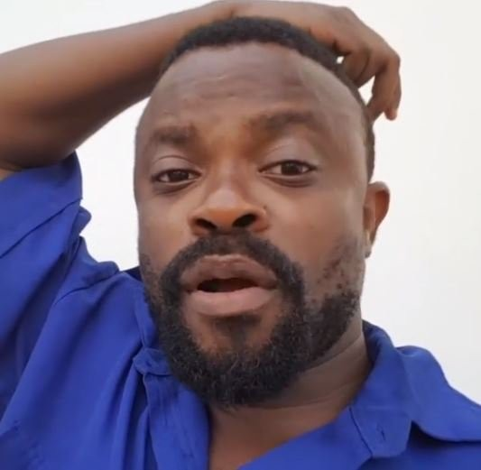 Comic actor, Okon says '90% of marriage proposals in public are pre-planned'