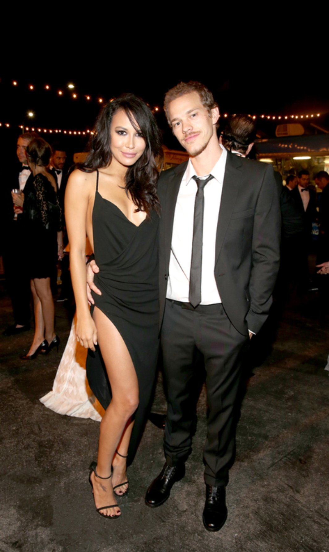 Naya Rivera files for divorce again from Ryan Dorsey after 3 years of marriage