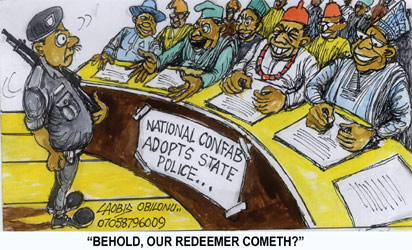 Confab: Southern senators blast Northern counterparts over call on President to jettison report
