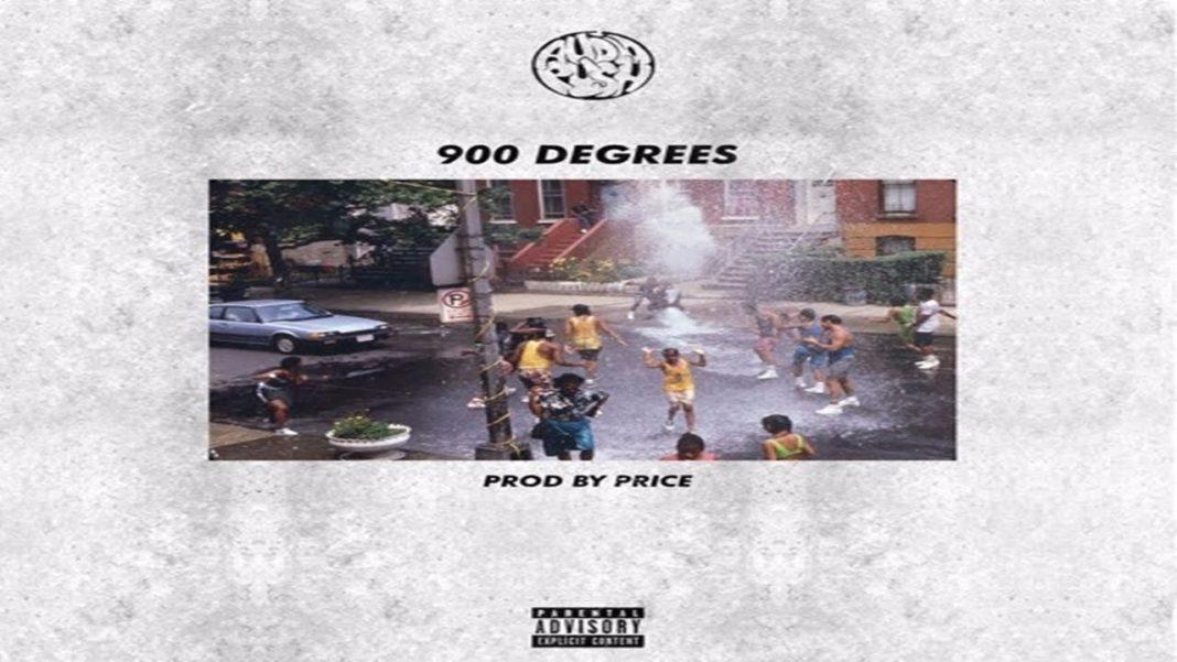 Audio Push - 900 Degrees