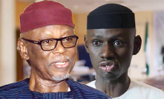 Suspended Deputy National Publicity Secretary of APC says Atiku's exit is due to the 'incompetence' of chairman John Oyegun