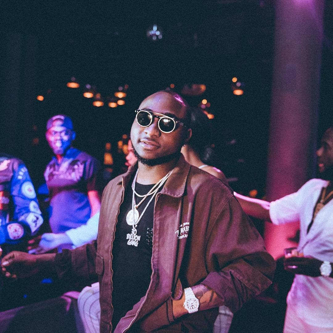 BREAKING: Davido pulled a hat trick at the #SoundCityMVP winning;  Artiste of the year | Song of the year | Video of the year
