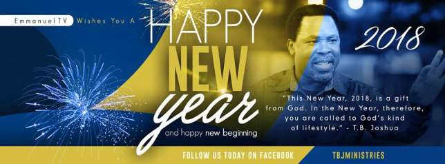 2018 Prophecies Prophet T.B Joshua and Pastor Chris Oyakhilome reveal what will happen in the new year
