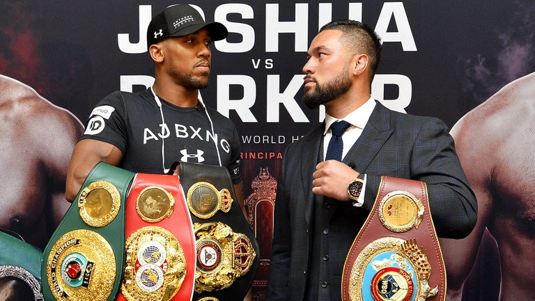 Joseph Parker just wants world titles and not fame