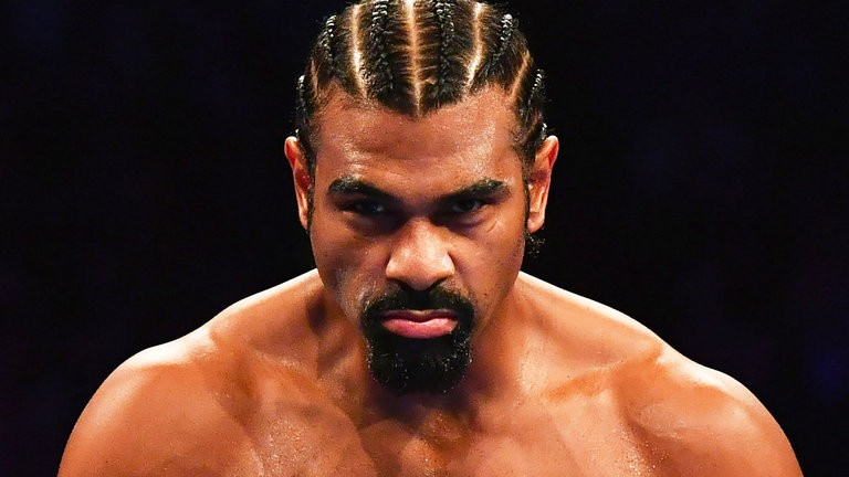 David Haye reveals sparring secrets that may influence British Beef fight