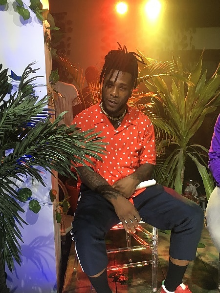 """Burna Boy I attended """"Outside"""" album listening party and got the full story of his new album"""