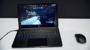 Smart Phone Powered Laptop By Razer