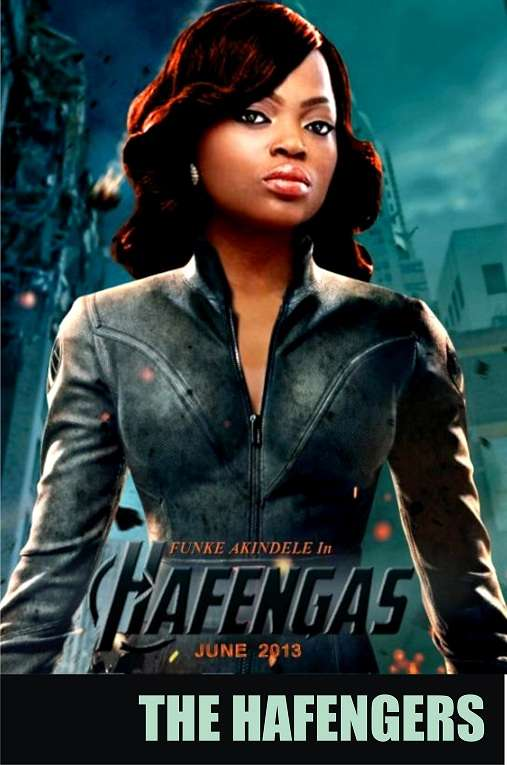 Funke Akindele Actress Name Removed From Avengers