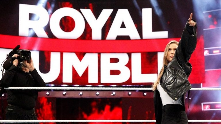 WWE Royal Rumble: Five Things You Didnt Know