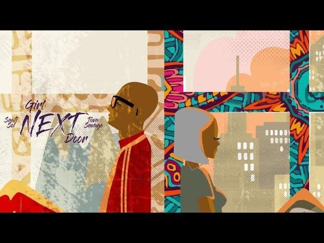 Sauti Sol ft Tiwa Savage - Girl Nextdoor