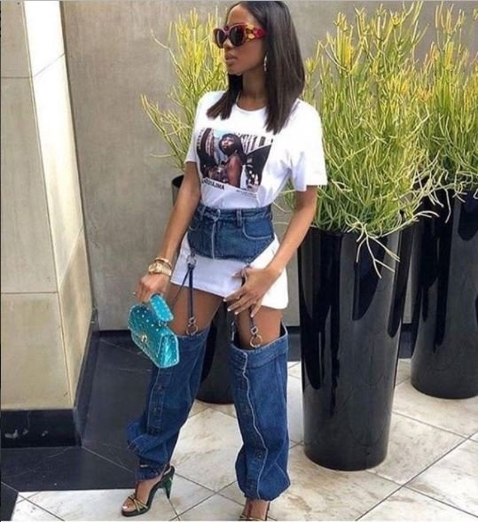 Ladies, would you rock this jean? (Photo)