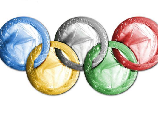 110,000 condoms will be distributed to over 2,000 athletes at the 2018 Winter Olympics