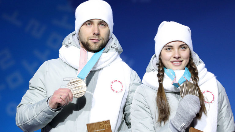 Alexander Krushelnitsky stripped of Winter Olympics bronze medal