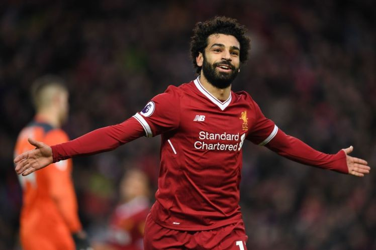 Liverpool forward Mohamed Salah is worth over £100m, says Phil Babb