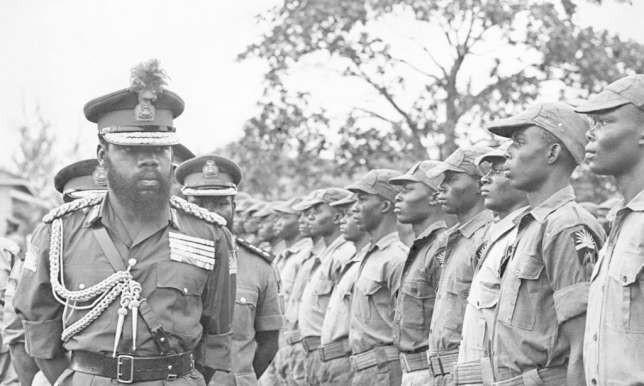 "Lt. Col. Banjo Have you heard of the ""Yoruba Biafran?"""