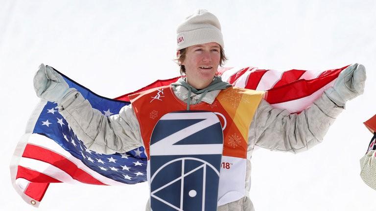 Teenager Redmond Gerard wins first gold for USA at Pyeongchang Winter Olympics