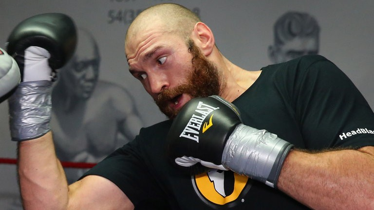 Tyson Fury has called out Shannon Briggs and Antonio Tarver