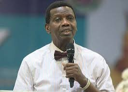 ''Pastors who anoint women on their breasts are not from God'' Pastor Adeboye