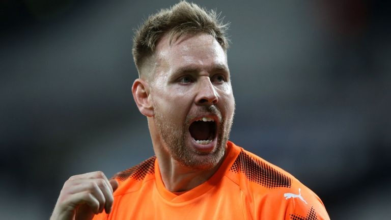 Rob Elliot says Newcastle will avoid Premier League relegation